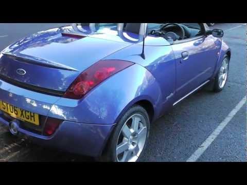 Ford StreetKa Ice 28,000 miles £2995 promotors co uk