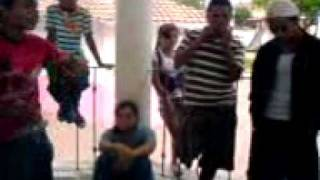 Mc Midas y Otros Improvisacion en Allende,Ver 2/4