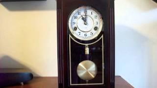 Kassel 31 Day Mantel Clock:
