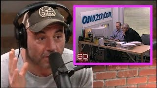 Joe Rogan  on Jeff Bezos, Amazon, and Super Rich People