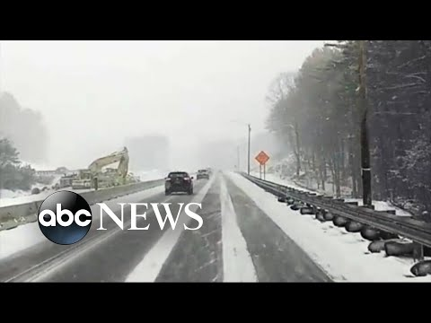 Christmas weekend travel troubles across the country