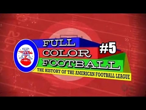 Full Color Football - #5