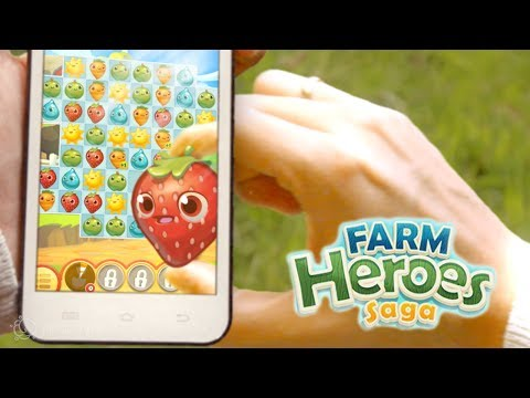Farm Heroes Saga - Cheats (with VFX)