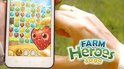 Farm Heroes Saga - Cheats (with VFX)