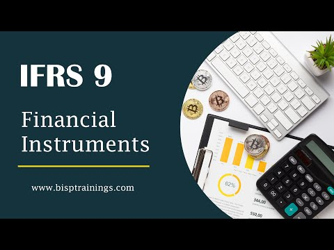 IFRS 9 Financial Instruments