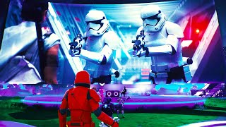 Fortnite STAR WARS Event FULL VIDEO! *NO COMMENTARY*