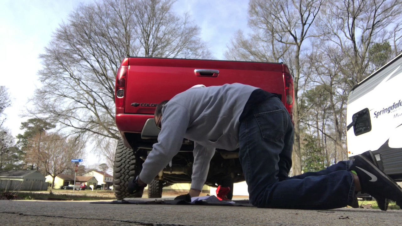 DIY Tow Hitch Easy Install YouTube