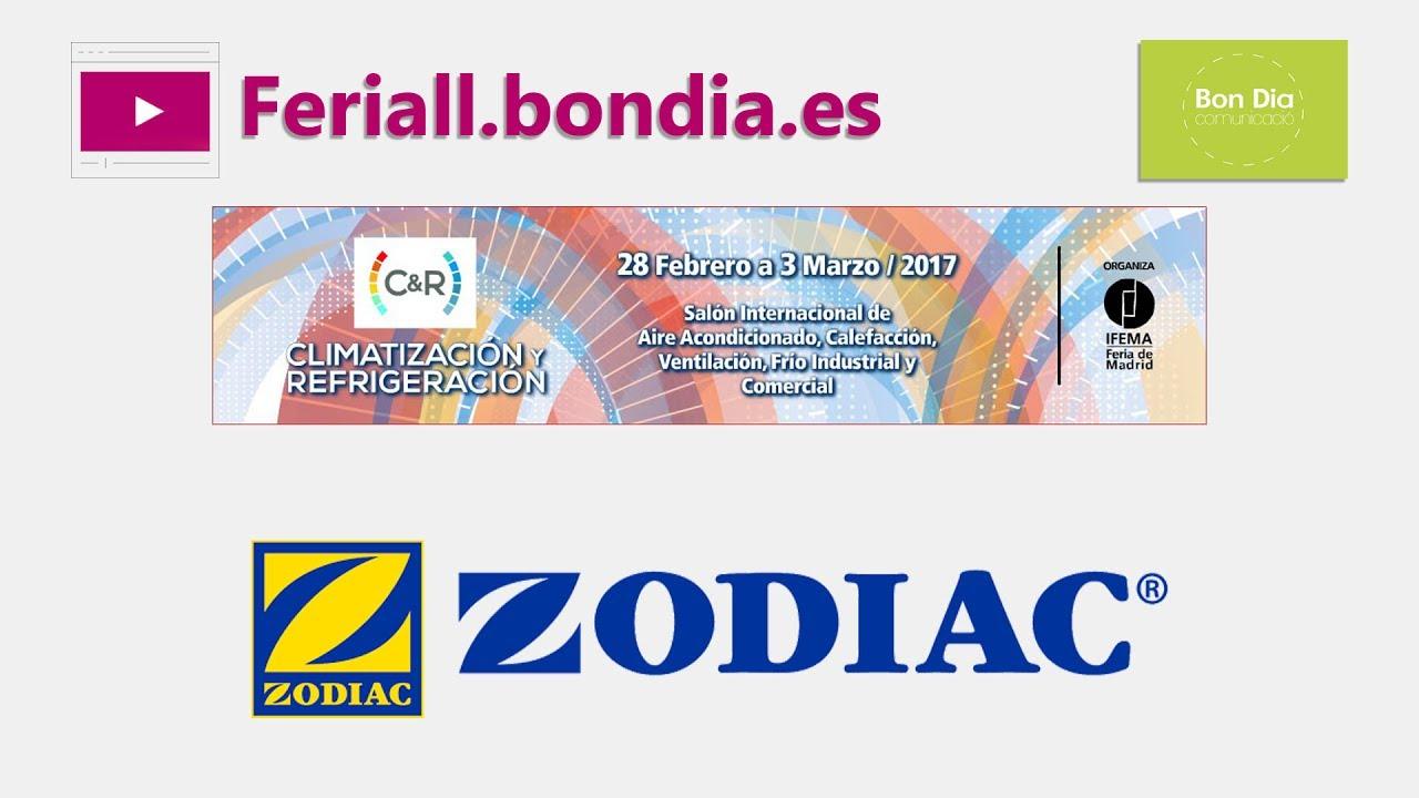 Zodiac Pool Care Europe zodiac poolcare - climatizacion - 2017 - feriall.bondia.es   bon dia  comunicació