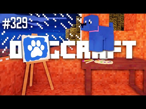 Painting with My Poodle   Dogcraft (Ep.329)
