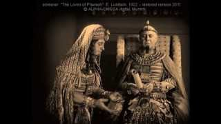 The Loves of Pharaoh Act 1 Scenes 1 & 2_new score