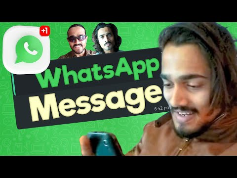 BB Ki Vines-   WhatsApp Message  