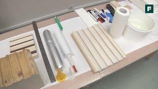 видео Опыт герметизации деревянного дома