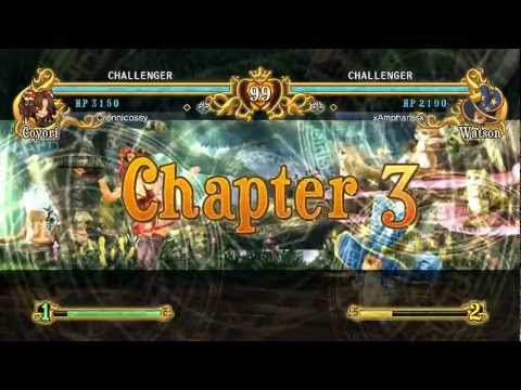 Battle Fantasia - Where is everyone? (Casuals) |