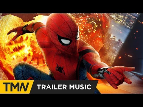 Spider-Man: Homecoming - Blu-Ray Trailer Music | The Hit House - Thermodynamic
