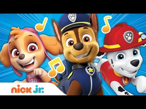 PAW Patrol Theme Song | Nick Jr. | Music
