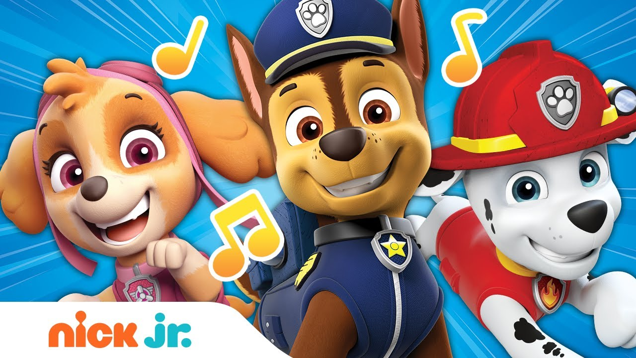 PAW Patrol Theme Song | Nick Jr. | Music - YouTube