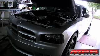 MPR Cold Air Intake Dyno Comparison - Dodge Charger