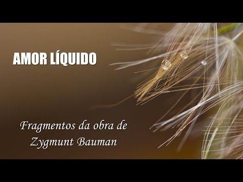 Amor Liquido De Zygmunt Bauman Fragmentos E Citacoes Youtube