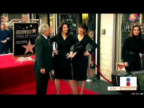 'La Mujer Maravilla' ya tiene su estrella de Hollywood | Noticias con Francisco Zea