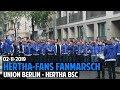 YouTuber UNDERCOVER Bei Hertha BSC Berlin.. (REAKTION)
