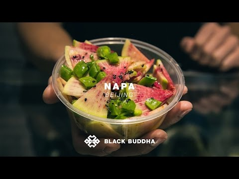 California Cuisine in Beijing: West Coast Living Has Gone Global