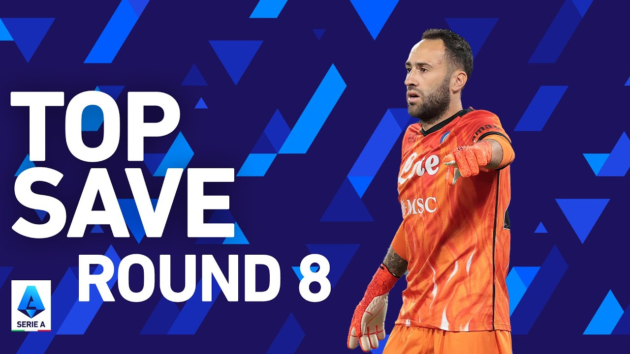 Ospina's amazing save on Brekalo's shot!   Top Save   Round 8   Serie A 2021/22