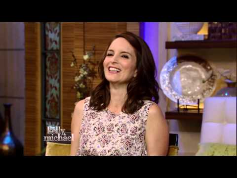Tina Fey on Kelly and Michael