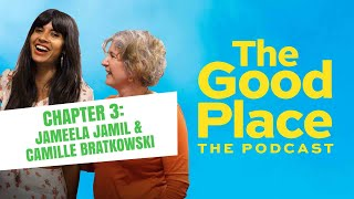 The Good Place Podcast - Chapter 3: Jameela Jamil and More (Digital Exclusive - Clip)