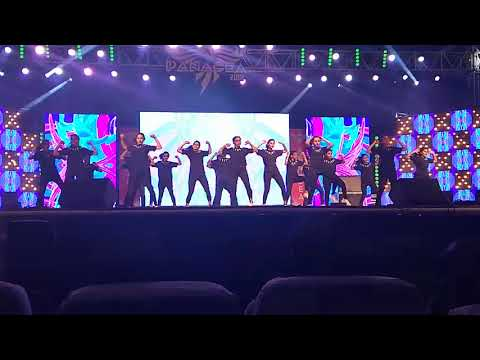SRM UNIVERSITY PANECEA 2018 WESTERN DANCE WINNERS-  HOD  (SRM OCCUPATIONAL THERAPY DEPARTMENT)