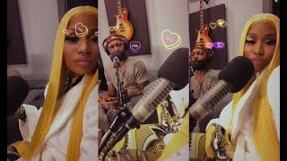 Gambar cover Nicki Minaj Dragged Joe Budden On 'Queen Radio' After He Claimed That She Was On Drugs [Full Video]