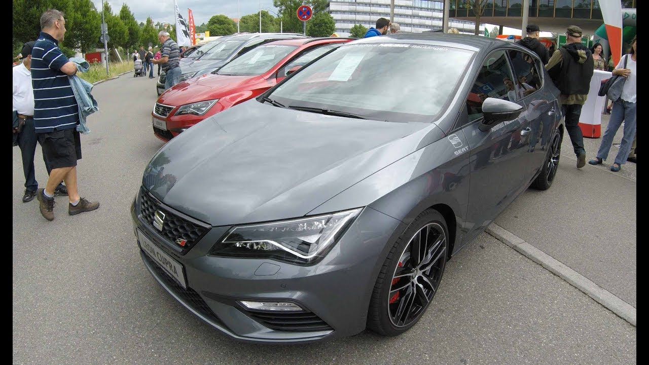seat leon cupra 300 5f new model 2017 facelift sedan. Black Bedroom Furniture Sets. Home Design Ideas