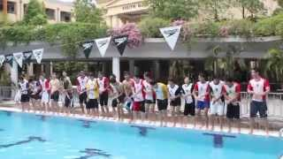The Ultraman dance (Cemapaka Big Splash)