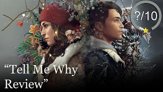 Tell Me Why Review [Xbox One & PC] (Video Game Video Review)