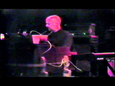 James Solberg at the Black Diamond on Beale Street in Memphis Tenn. 4-3-1998