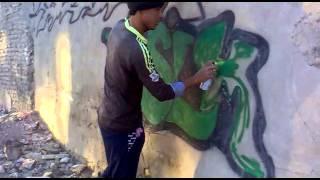 رسم على الجدران في البصره STEV  Graffiti