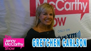 Gretchen Carlson on The Jenny McCarthy Show