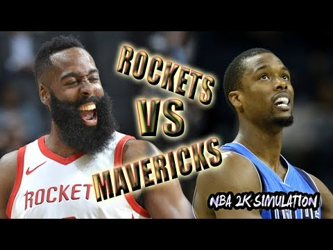 Dallas Mavericks vs Houston Rockets | FULL GAME | February 11 | NBA 2K18