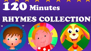 Ultimate Nursery Rhymes Collection - Non-Stop 120 Min Nursery Rhymes For Children