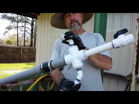 DIY Water Well Drilling