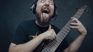 "GORGASM - ""DeadFuck"" on bass"