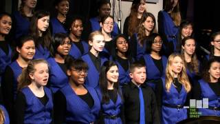 002 Brooklyn Youth Chorus: Love is Rain of Diamonds Live in The Greene Space