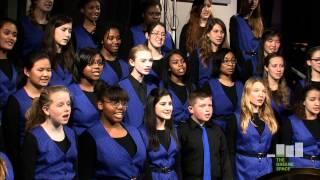 002 Brooklyn Youth Chorus: Love is Rain of Diamonds Live in The Greene Space