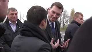 ЗЕЛЕНСКИЙ ПРОВЕРИЛ РЕЗУЛЬТАТЫ РЕМОНТА ДОРОГИ Н-08