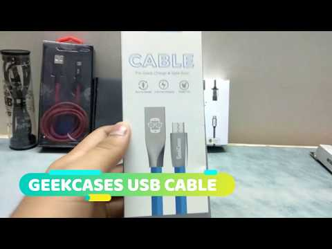 Top 5 Best USB Cable 2017