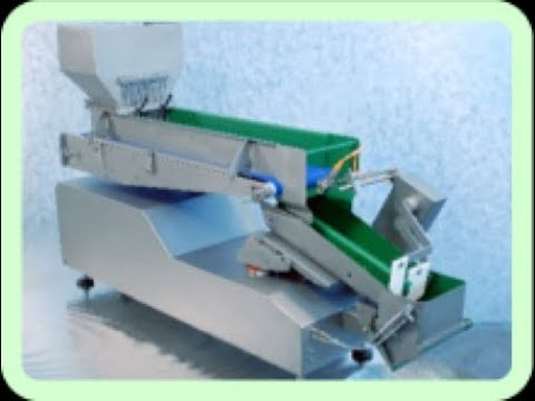Food Automation presents Linear Weighing for Various products.
