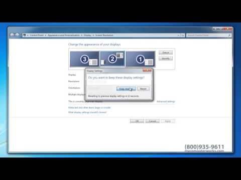 How to Change Screen Resolution in Windows 7 and Windows 8