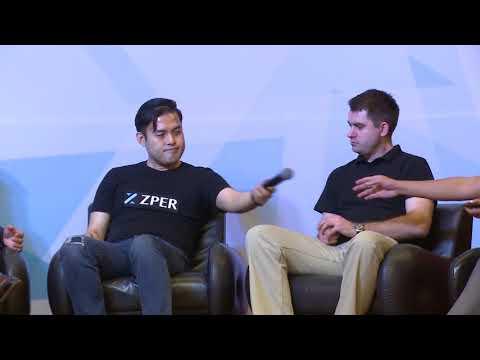 Talk Show - The future of ICOs  @ Hey Blockchain Conference (Hanoi Apr2018)