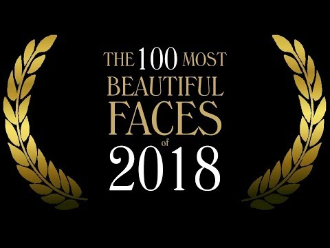 Most beautiful woman face