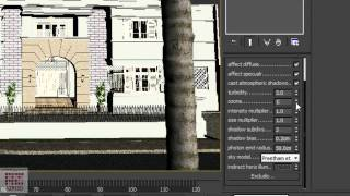 3dsMax-Tutorial 10-Animation Arch 101-Setting Vray Background for Animation(http://azri3d-tutorial.blogspot.com/ The animation that I'm going to explain can also be used as background when we make a movie animation, or as a ..., 2011-09-19T06:43:04.000Z)