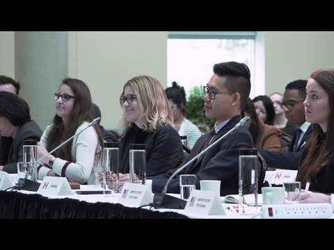 Behind the Scenes of the G7 (Episode 7): Canada's G7 Sherpa attends the Y7 Summit in Ottawa